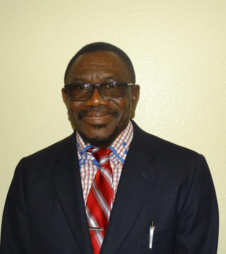 Rev. Godson Eleda
