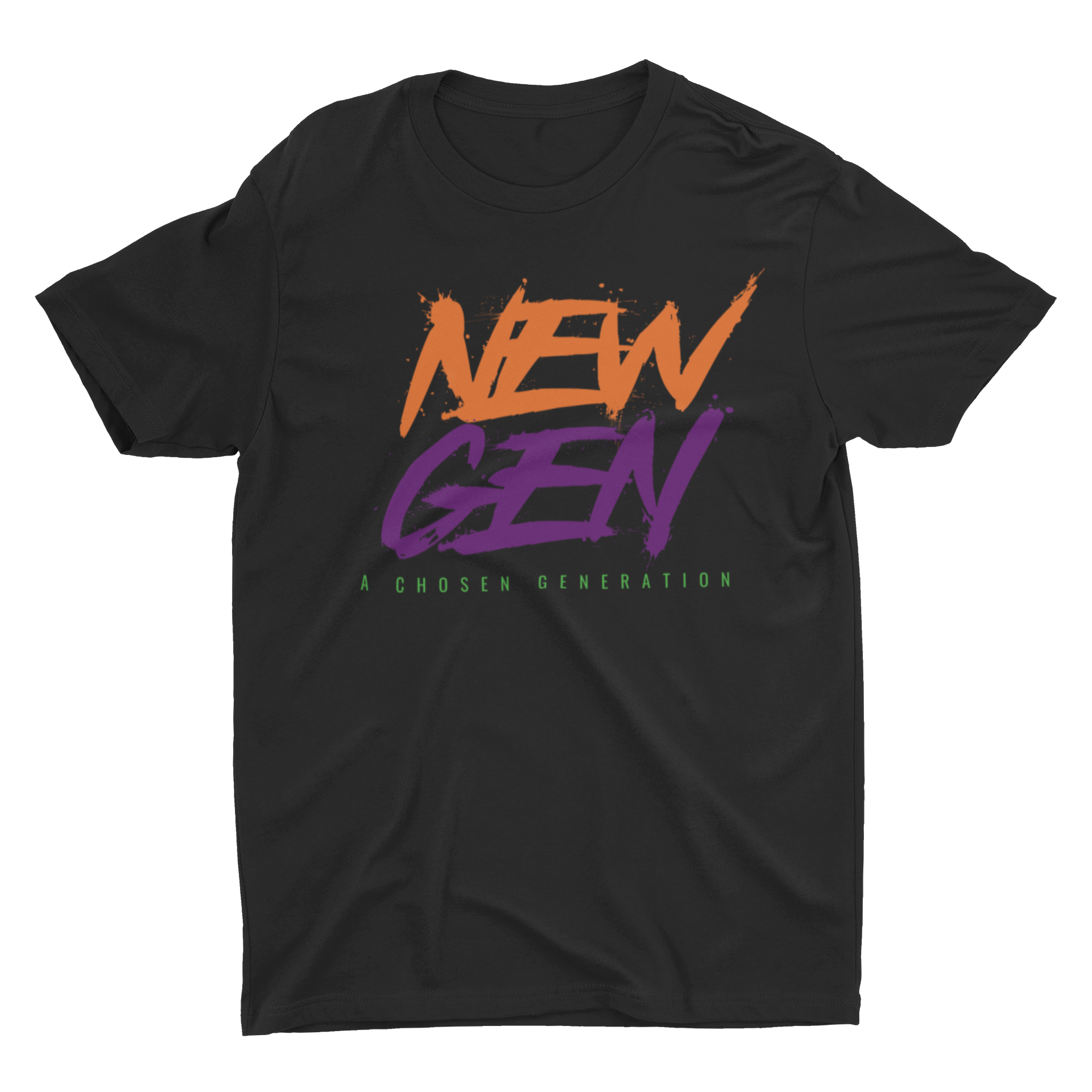 UCF New Gen Orange/Purple T-shirt